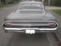 1962 Oldsmobile Super 88 Holiday Coupe Rare Car