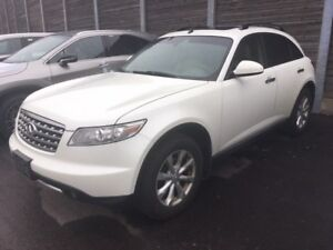 2006 Infiniti FX35 ** Navigation ** AS IS SPECIAL **