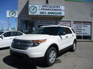 2012 Ford Explorer 7 passagers ++FINANCEMENT MAISON DISPONIBLE++