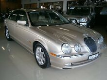 2000 Jaguar S-Type X200 MY2001 V8 SE 5 Speed Automatic Sedan Seaford Frankston Area Preview