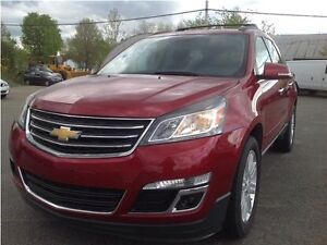 Chevrolet Traverse 1LT MAGS 8 PASSAGERS 2013
