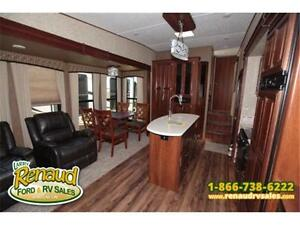 New 2017 Forest River Wildcat 323 MK 5th Wheel Windsor Region Ontario image 19