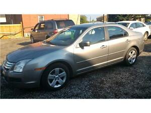 2008 Ford Fusion SE-V6-3L-Excellent Condition-Certified.