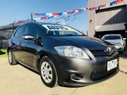 2011 Toyota Corolla ZRE152R MY11 Ascent Charcoal Grey 4 Speed Automatic Hatchback Brooklyn Brimbank Area Preview