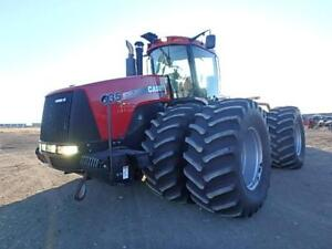 2011 CASEIH 535 HD 4WD TRACTOR
