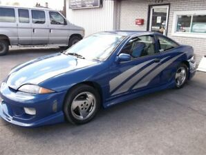1997 Chevrolet Cavalier Coupe (2 door)
