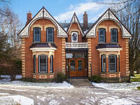 Victorian Gem on 52.4 Acres - 9205 Erin Garafraxa Twnln, Erin