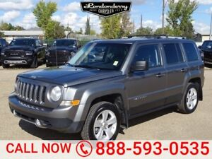 2012 Jeep Patriot 4WD LIMITED Accident Free,  Leather,  Heated S