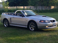 2002 Ford Mustang GT Convertible VORTEC SUPERCHARGED