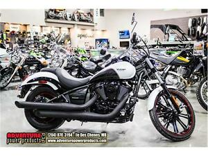 2016 Kawasaki Vulcan 900 Custom Special Edition - Only $70 Bi-We