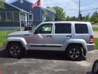 2008 Jeep Liberty Sport SUV 4x4, Crossover