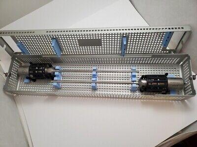 Lot Of 2 Scholly Fiberoptic Intuitive 371939-02 30 371938-02 0 Scopes 8.5