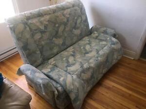 fauteuil inclinable, sofa-lit, causeuse, mobilier de salon, meub