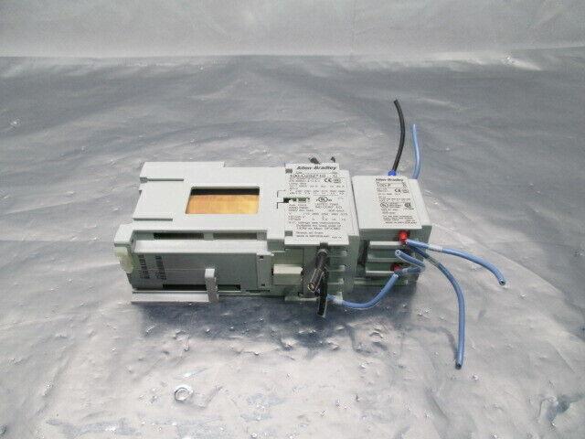 Allen-Bradley 100-C23Z*10 Contactor w/ 100-F Auxillary Block, 453882