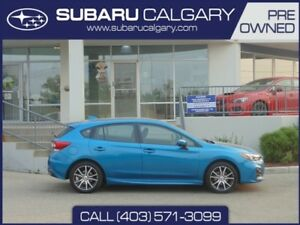2017 Subaru Impreza Sport| POWER MIRRORS| CROSS TRAFFIC ALERT