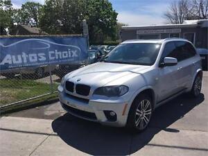 BMW X5  M PACKAGE X-DRIVE 35I 2011**TOUT ÉQUIPÉ**