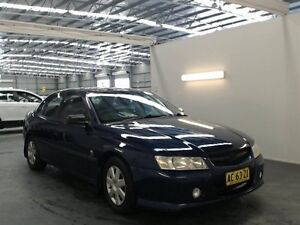 2004 Holden Commodore VZ Executive Blue 4 Speed Automatic Sedan Beresfield Newcastle Area Preview