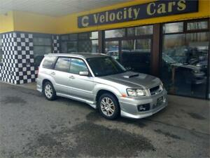 2003 Subaru Forester SG5 Cross Sports Turbo AWD AT 71K