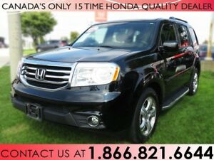 2015 Honda Pilot EX-L | RUNNING BOARDS | HITCH | 1 OWNER