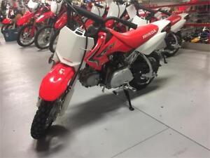 2018 CRF50F $1749 OUT THE DOOR!