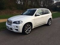 BMW X5 3.0 35d M Sport xDrive 5 Door (IMMACULATE CONDITION)