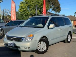 2013 Kia Grand Carnival Grey Sports Automatic Wagon Hoppers Crossing Wyndham Area Preview