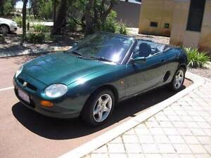 1997 M.G. MGF Coupe  GET THE WIND IN YOUR HAIR & ENJOY MOTORING Erskine Mandurah Area Preview