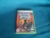 Guitar Hero 3 - Legends of Rock XBox 360 Game
