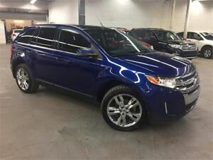 FORD EDGE LIMITED 2013 / CUIR / CAMERA / GPS / FULL!!