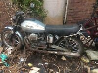 MotorBike Moto guzzi 500cc