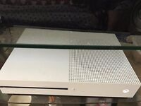 Xbox One S with over 100 games