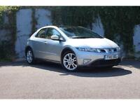 Honda Civic 1.8 i-VTEC ES PETROL MANUAL 2010/10