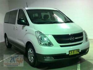2013 Hyundai iMAX TQ-W MY13 Automatic Wagon Campbelltown Campbelltown Area Preview
