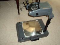 3M Portable Overhead Projector