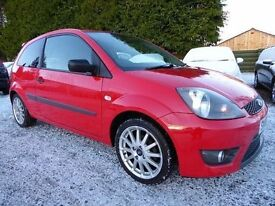 Ford Fiesta 1.6 Zetec S ..Lovely Condition Zetec S in Colorado Red, 12 Months MOT, Superb Throughout