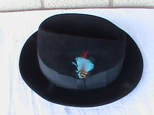 Vintage Men s Biltmore Fedora Hat plus Hat Box 404695a1c6dd
