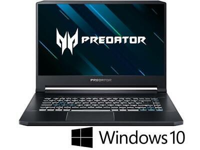 "Acer Predator Triton 500 PT515-51-765U 15.6"" 144 Hz IPS Intel Core i7 8th Gen 87"