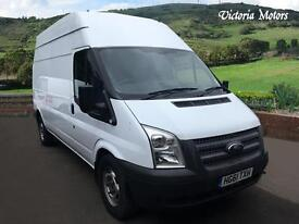 2011 FORD TRANSIT 125 T350 FWD LWB HIGH ROOF 125ps T350
