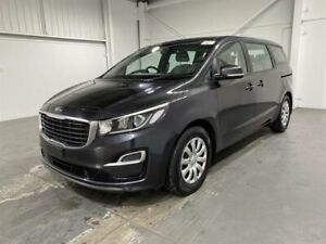 2018 Kia Carnival YP MY18 S Grey 6 Speed Automatic Wagon Beresfield Newcastle Area Preview