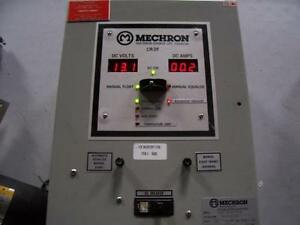 Rectifieur de voltage Mechron - Mechron voltage rectifier
