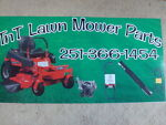 T N T Lawnmower Tommy`s Stop N Shop