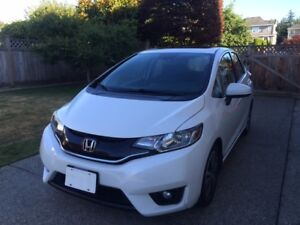 2015 Honda Fit EX - Low Mileage - Extended Warranty