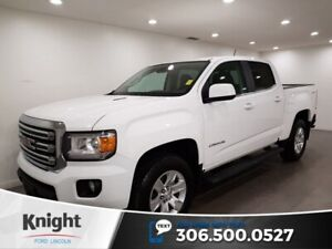 2016 Gmc Canyon 4WD SLE, Crew, Diesel, Auto, 4x4, Certified