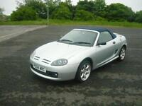 2004 Mg Tf Cool Blue Only 64K Miles!!! 1.6