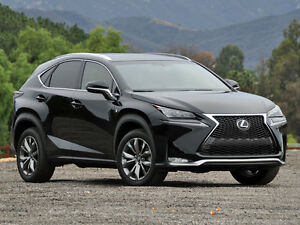 2015 Lexus NX 200t SUV, Crossover- Finance takeover 7yrs