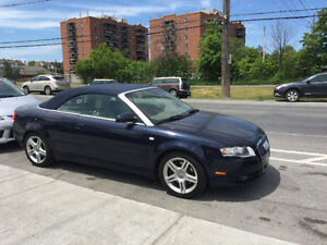 2007 Audi Cabriolet Convertible