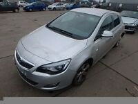 VAUXHALL ASTRA J. 1.7 DIESEL ENGINE A17 DTS