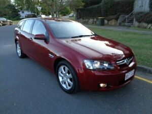 2009 Holden Berlina VE MY10 Red Metallic 6 Speed Automatic Sportswagon Chermside Brisbane North East Preview