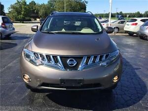 2010 Nissan Murano LE LEATHER SUNROOF BACK UP CAM ONLY 95KM London Ontario image 2