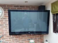 50 inch LG TV 10 years old but perfect working order